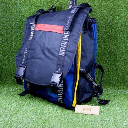 Batoh pro žongléry - big backpack (Mr. Babache)