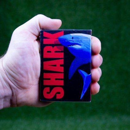 The Shark - karty (Riffle Shuffle)