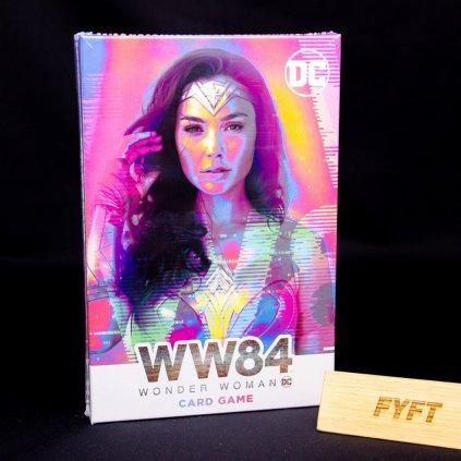 WW84: Wonder Woman Card Game - EN (Cryptozoic)