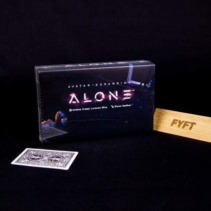 Alone: Avatar Expansion - EN (Ares Games)