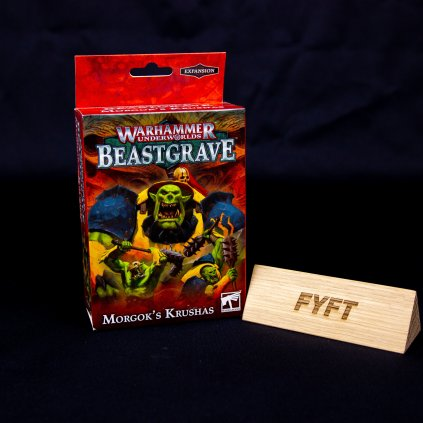 Warhammer Underworlds: Beastgrave – Morgok's Krushas