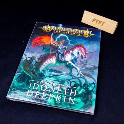 Warhammer Age of Sigmar: Battletome - Idoneth Deepkin