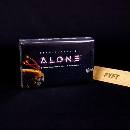Alone: Deep Expansion - EN (Ares Games)