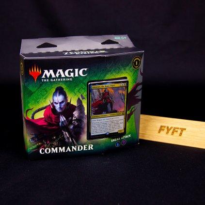 Sneak Attack - Zendikar Rising Commander (Magic: The Gathering)
