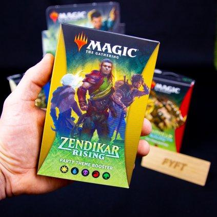 Zendikar Rising Theme booster MTG (Magic: The Gathering)