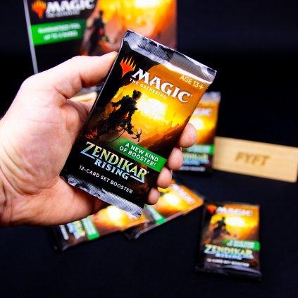 Zendikar Rising Set Booster (Magic: The Gathering)