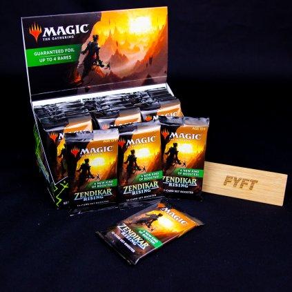 Zendikar Rising MTG Set Booster BOX (Magic: The Gathering)