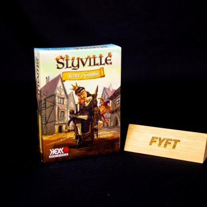 Slyville: Jester's Gambit - EN (Hexy Studio)