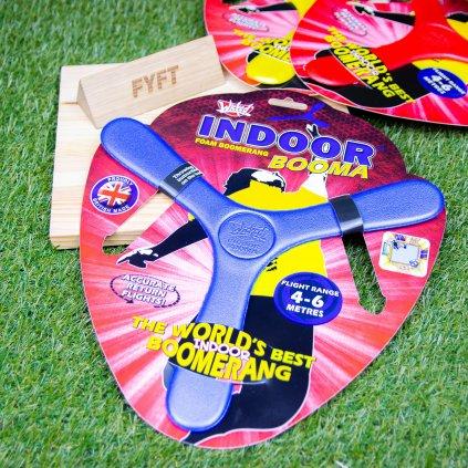 Indoor Booma - Boomerang (Wicked)