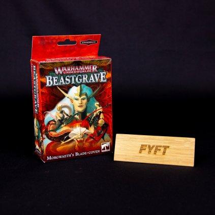 Warhammer Underworlds: Beastgrave – Morgwaeth's Blade-coven