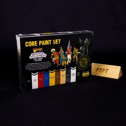 Warlord Core Paint Set (Warlord Games)