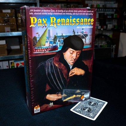Pax Renaissance - CZ (Sierra Madre Games)
