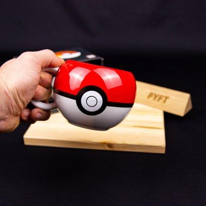 Hrnek Pokémon - Pokéball (GBeye)