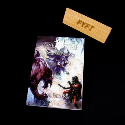 Lone Wolf: Torgarské kobky - Kniha 10. (Mytago)