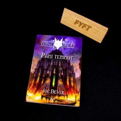 Lone Wolf: Páni temnot - Kniha 12. (Mytago)
