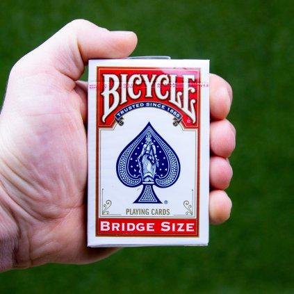 Rider Back Deck Bridge Size (Bicycle)