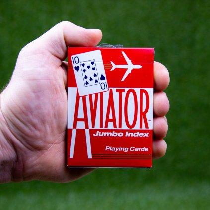 Aviator Jumbo Index (USPCC)