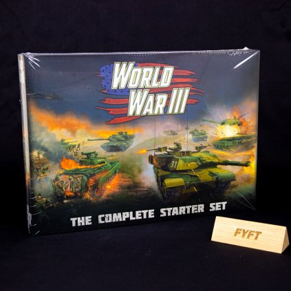 World War III Complete Starter Set - EN (Battlefront)