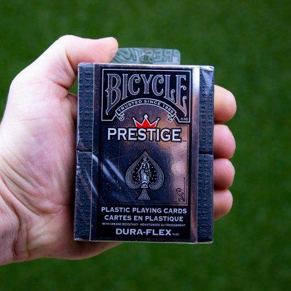 Plastové karty Bicycle Prestige Dura-Flex (USPCC)