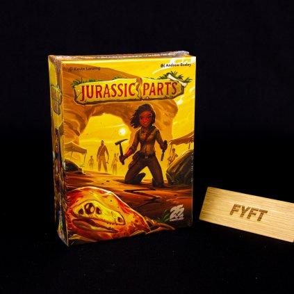Jurassic Parts - EN (25th Century Games)
