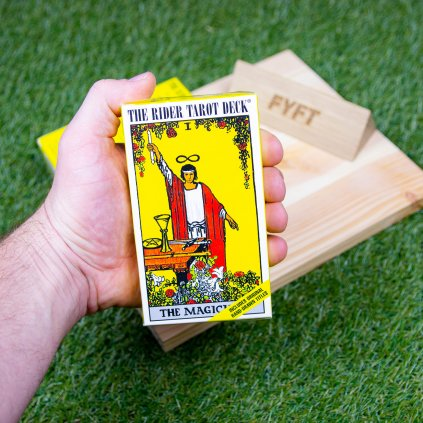 Rider Waite - Tarotové karty