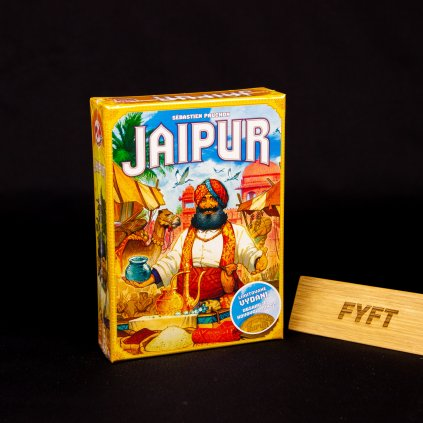 Jaipur - CZ (Space Cowboys)