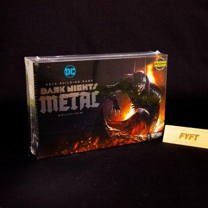 DC Deck-Building Game: Dark Nights Metal - EN (Cryptozoic)