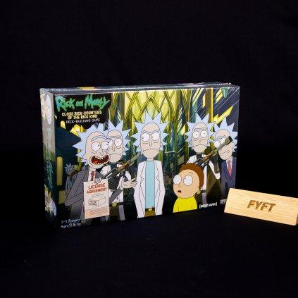 Rick and Morty: Close Rick-Counters of the Rick Kind - EN (Cryptozoic)
