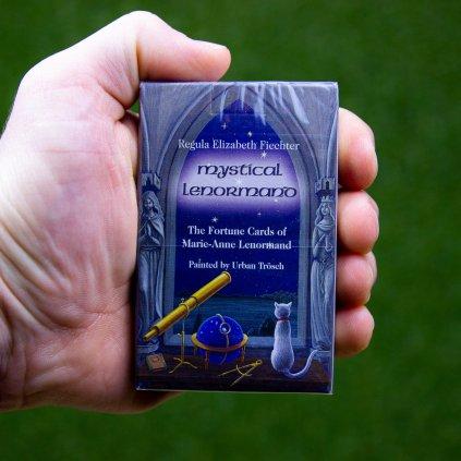 Mystical Lenormand - Vykládací karty