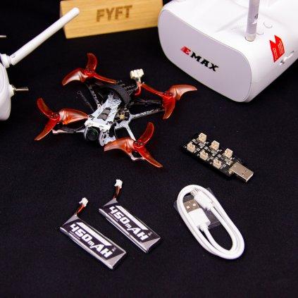 Tinyhawk II Freestyle - RTF Kit (EMAX)