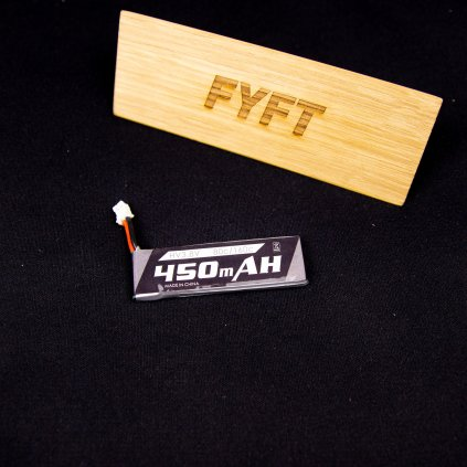 1S baterie 450mAh 80C (EMAX)