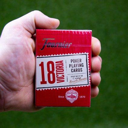Fournier 18 - pokerové karty