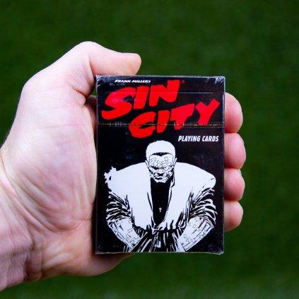 Sin City 2nd Edition - karty (Dark Horse)