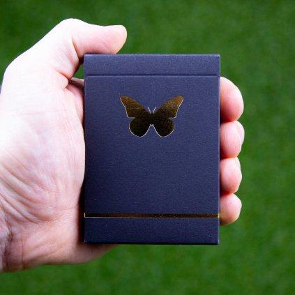 Butterfly Black and Gold - neznačené (Ondřej Pšenička)