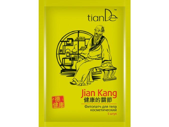"Kosmetická fytonáplast ""Jian Kang"""