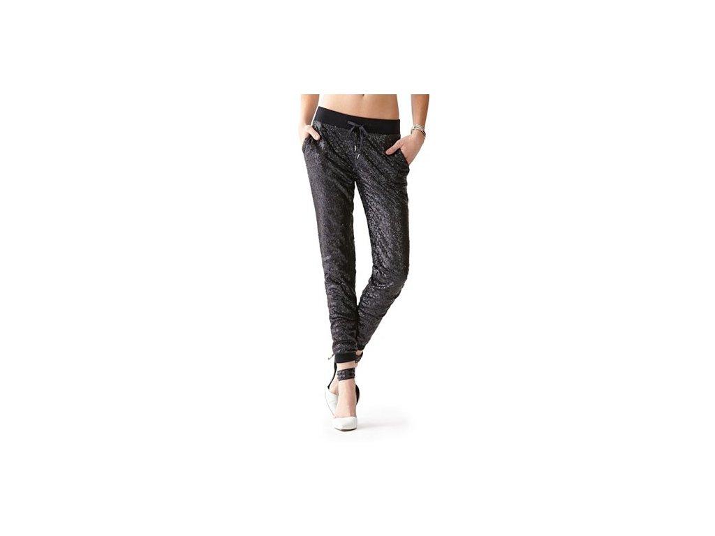 Kalhoty Guess Kate Sequin Jogger Pants