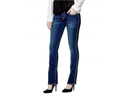 Rifle Guess Visha Slim Bootcut Jeans dark wash 1