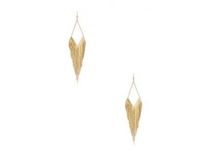Náušnice Guess Slinky Earrings