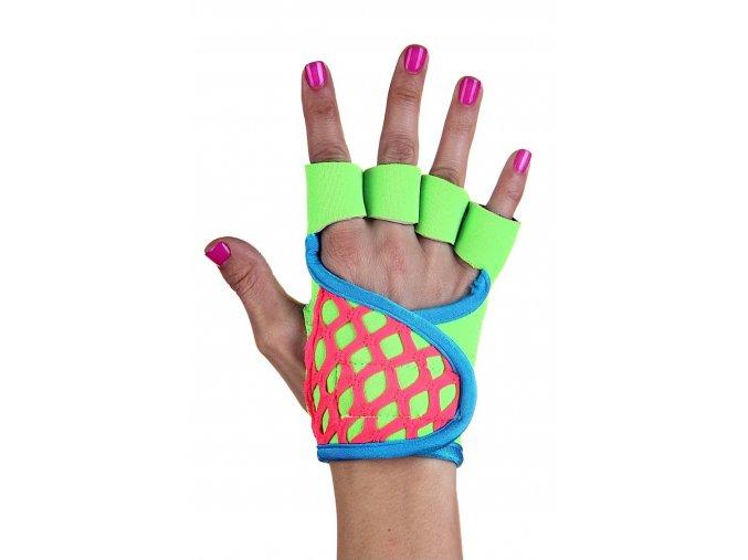 Dámské fitness rukavice - Back to the Future - RAD