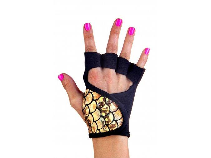 Dámské fitness rukavice - 18K Wave