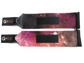 Zápěstní stahovačky - Galaxy w