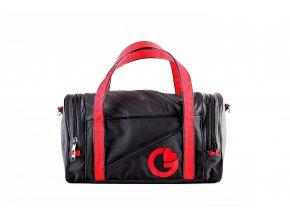 G BAG BLACK RED