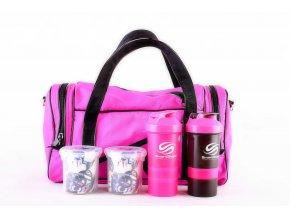 G BAG PINK set