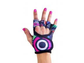 Dámské fitness rukavice - Aztec