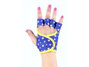 Dámské fitness rukavice - Wonder Woman