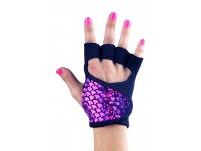 Dámské fitness rukavice - Eternal Flame Wave