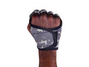 Pánské fitness rukavice - Digital Camouflage