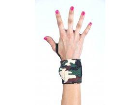 Zápěstní stahovačky - Army Camouflage w