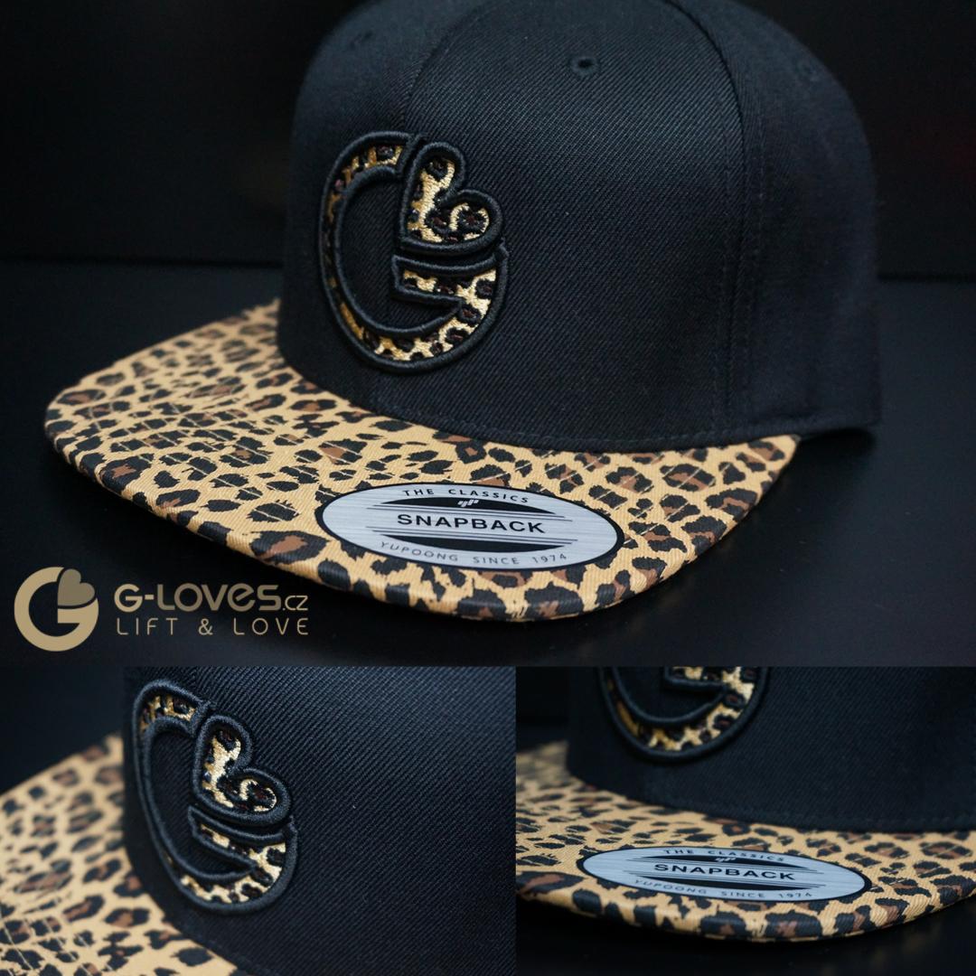 Snapback Luxury - Leopard