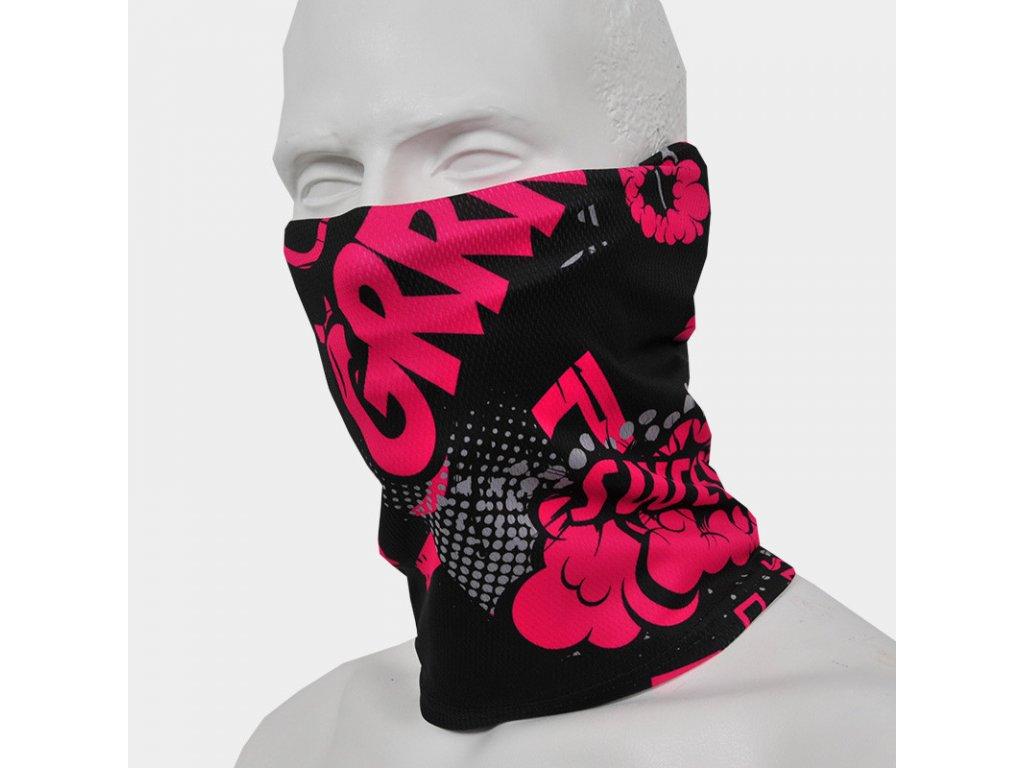 stp015 black pink b